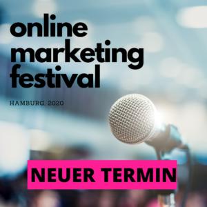 Lohnt sich der Besuch beim Online Marketing Festival 2021 in Hamburg OMR21?